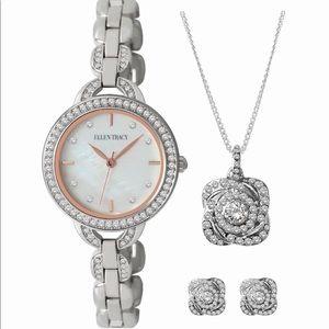 Women's Ellen Tracy Jewelry Set